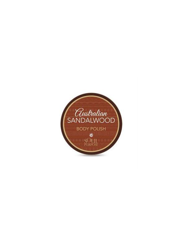 Australian Sandalwood Body Polish